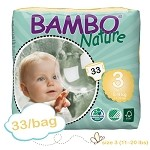 Bambo Nature Compostable Diapers