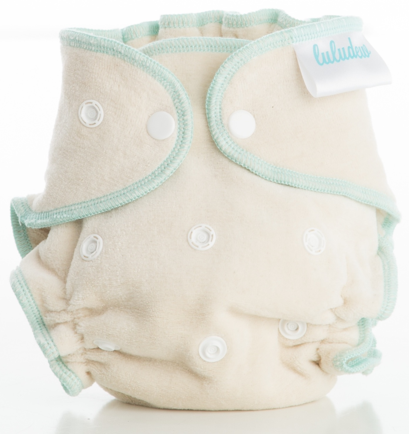 Weekly Fitted Cloth Diaper Service