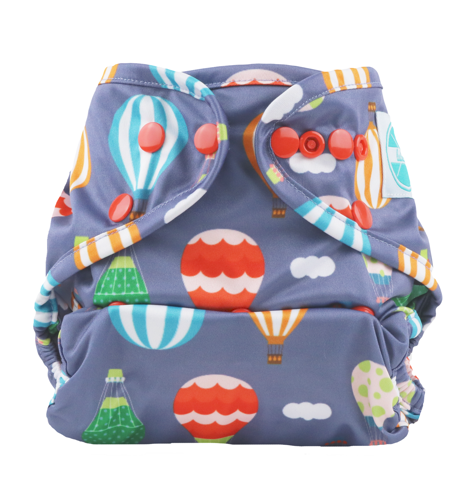 Luludew NB and Convertible Diaper Covers