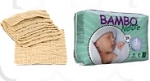 Weekly Prefold & Paper Diaper Service
